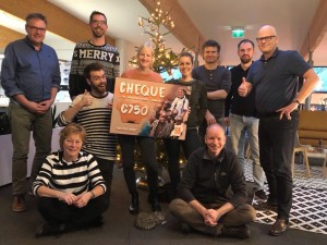 Kerstcadeau namens Van der Veer Designers